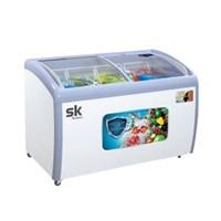 Tủ đông kính lùa OKASU SKFS-500C