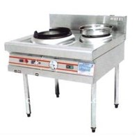 Bếp Á 1 lò xào 1 lò hâm JCL-900X