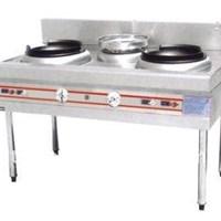Bếp Á 2 lò xào 1 lò hâm JCL-1400X