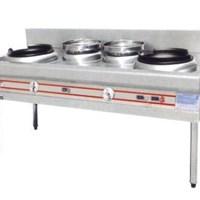 Bếp Á 2 lò xào 2 lò hâm JCL-1800X