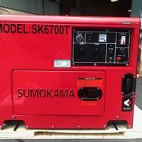 Máy phát điện chạy dầu – SK9700T