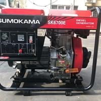 Máy phát điện chạy dầu SK6700E