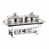 Nồi Hâm Soup Buffet Chữ Nhật Giá Rẻ NF2109-S