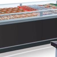 Tủ đông siêu thị loại phẳng OPO SMP0G2-06P