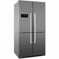 Tủ lạnh 4 cánh Side By Side 539.16.230 HF-SBSIB