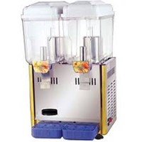 Máy làm lạnh nước hoa quả 2 ngăn
