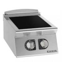 Bếp Âu  điện từ 2 mặt để bàn dùng điện Giorik CI720T
