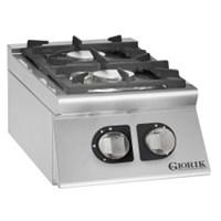 Bếp ÂU 2 họng để bàn dùng gas Giorik ECG720T