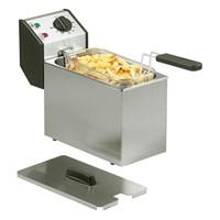 Bếp chiên nhúng điện đơn 5L, Roller Grill FD 50