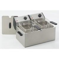 Bếp chiên nhúng điện đôi 2x5L, Roller Grill FD 50 D