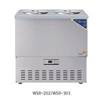 Tủ đông inox WOOSUNG WSR-202