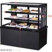 Tủ trưng bày bánh WOOSUNG GWBKRF-CF1100H