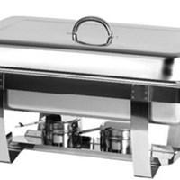 Lò hâm buffet chữ nhật chân inox ATOSA AT771L63-1