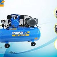 Máy nén khí Puma 2HP cho tiệm rửa xe máy 2 ben nâng PMV2