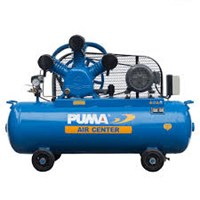 Máy nén khí Puma 10 HP chính hãng Đài Loan 2 cấp TK10300
