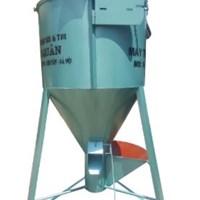 Máy trộn nguyên liệu buồng đứng( đế thường) MT-04