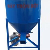 Máy trộn nguyên liệu buồng đứng 50kg/mẻ