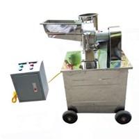 Máy nghiền bột khô mịn inox 200( Tủ điện)