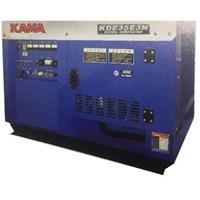 Máy phát điện dầu KAMA KDE35E3N ( Loại trần )