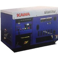 Máy phát điện dầu KAMA KDE30E3N (Loại trần)