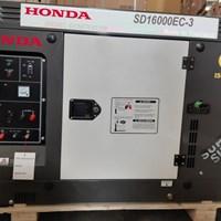 Máy phát điện chạy dầu Honda SD16000EC