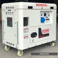 Máy Phát Điện Chạy Xăng 10kw Chống ồn-Honda SH12500EX