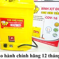 Bình Xịt Điện COV 16D