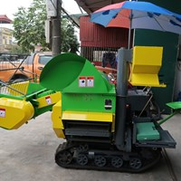 Máy gặt lúa mini thế hệ mới SCM 4LZ-1.3