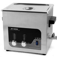 Bể rửa siêu âm 9 lít đạt chuẩn CE, FCC, ROHS GT SONIC-T9