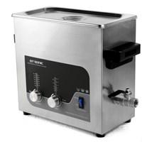 Bể rửa siêu âm 6 lít có gia nhiệt, cài đặt thời gian đạt chuẩn CE, FCC, ROHS GT SONIC-T6