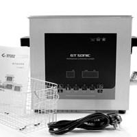 Bể rửa siêu âm 6 lít digital có gia nhiệt và đuổi khí GT sonic-D6