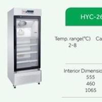 Tủ lạnh bảo quản mẫu HYC-260