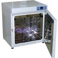 Tủ sấy đối lưu cưỡng bức, 150 lít + cửa sổ + hẹn giờ + hai kệ DFO-150 MRC