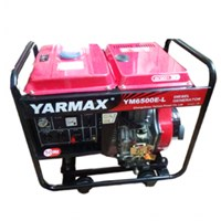 Máy phát điện diesel Yarmax YM6500E-L