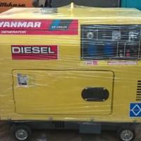 Máy phát điện Yanmar 6800