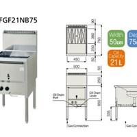 Bếp chiên FUJIMARK FGF21NB75
