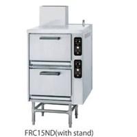 Tủ nấu cơm chạy gas 2 khay FUJIMAK FRC15ND