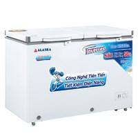 Tủ đông mát 2 cửa Inverter Alaska FCA-3600CI
