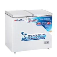 Tủ đông mát 2 cửa Inverter Alaska BCD-5068CI