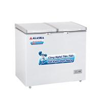 Tủ đông mát 2 cửa nắp đỡ Alaska BCD-5068N