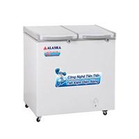 Tủ đông mát 2 cửa nắp đỡ Alaska FCA-2600N