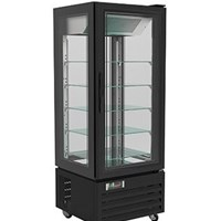 Tủ đông 4 mặt kính Firscool G-LDC400