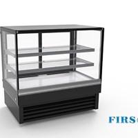 Tủ trưng bày bánh kính vuông Firscool DSFL1200