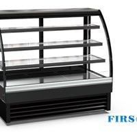 Tủ trưng bày bánh kính cong Firscool DS1500-27