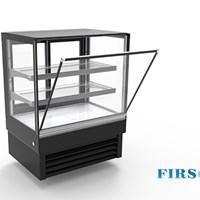 Tủ trưng bày bánh kính vuông Firscool DSFL900-27