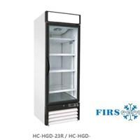 Tủ mát 1 cánh kính cửa kéo FIRSCOOL HC-HGD-23R