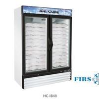 Tủ trưng bày đá viên 2 cánh FIRSCOOL HC-IB48