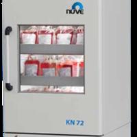 Tủ lạnh trữ máu loại KN72, hãng Nuve/Thổ Nhĩ Kỳ