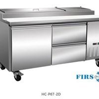 Bàn mát chuẩn bị Pizza FIRSCOOL HC-P67-2D