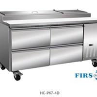 Bàn mát chuẩn bị Pizza FIRSCOOL HC-P67-4D